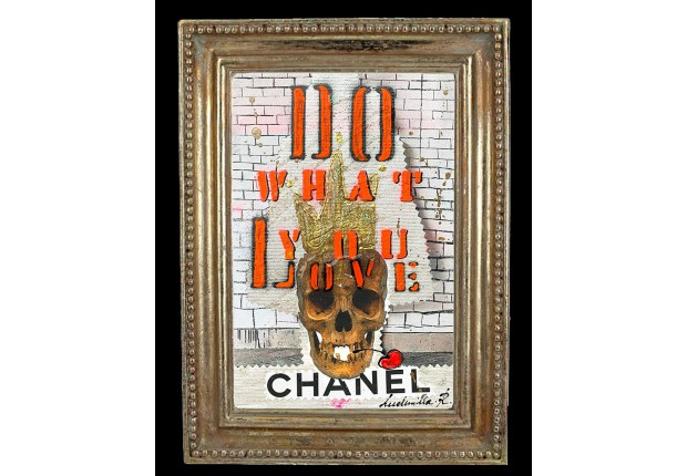 DO WHAT YOU LOVE 33x27