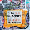 CHANNEL OF  'GAME' 30x30